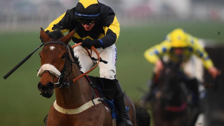 Elegant Escape wins 2018 Welsh Grand National at Chepstow ...