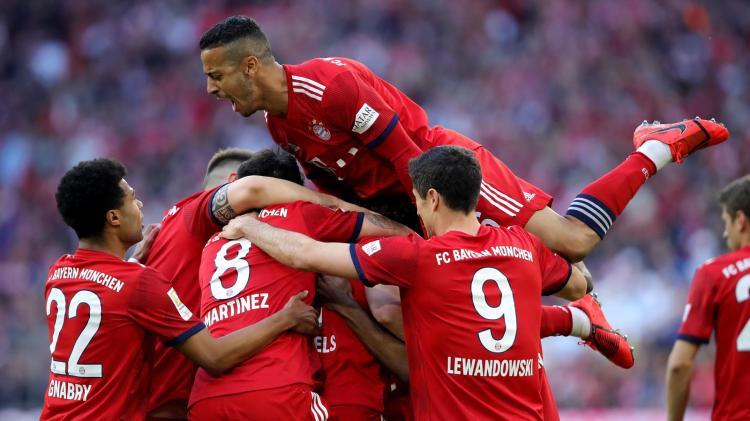Bayern Munich destroy Borussia Dortmund - Bundesliga 2018 ...