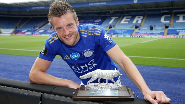 Silver fox, Golden Boot? Centurion Jamie Vardy adds another ...