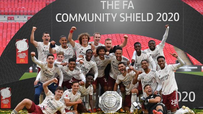 Rhian Brewster's missed penalty hands Community Shield to Arsenal - Eurosport