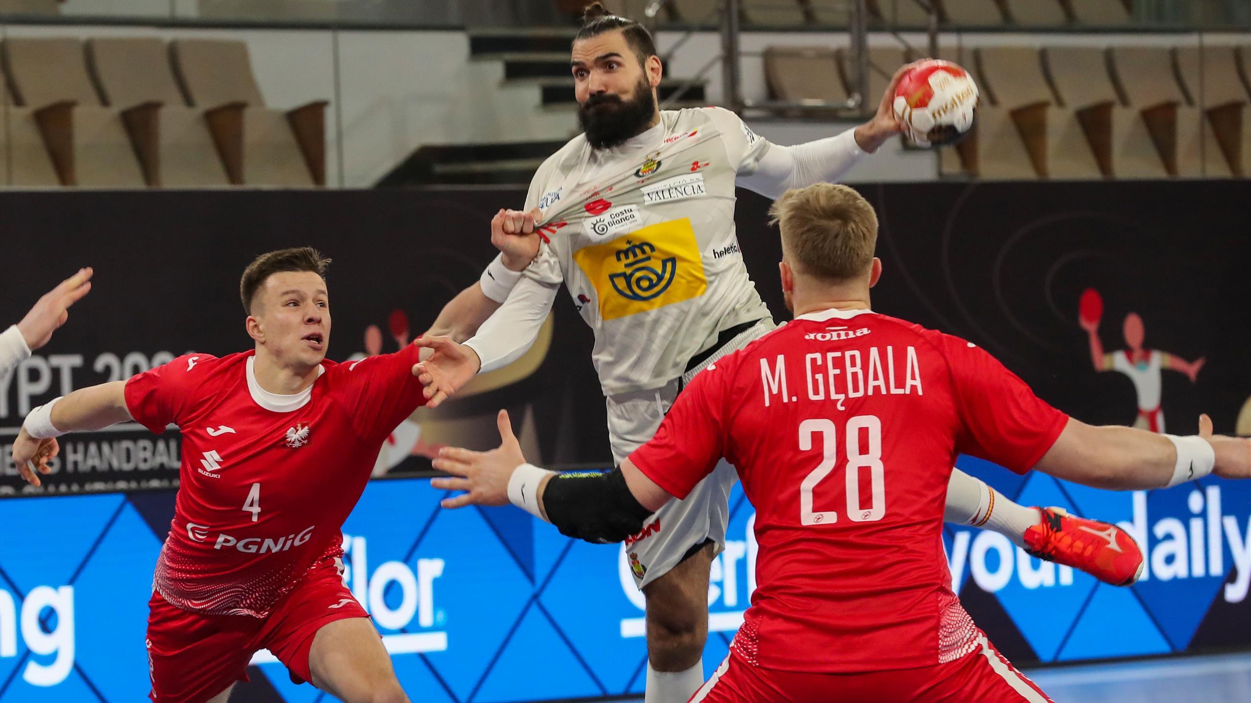 handball wm in agypten dhb team in der