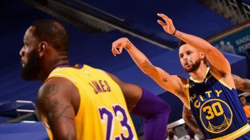 NBA – Les Lakers n'éviteront pas le play in, ils affronteront un très grand Stephen Curry !