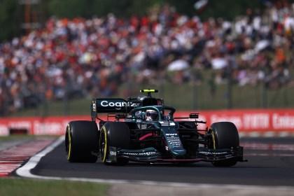 Hungarian Grand Prix – Sebastian Vettel (Aston Martin) disqualified, Hamilton regains second space