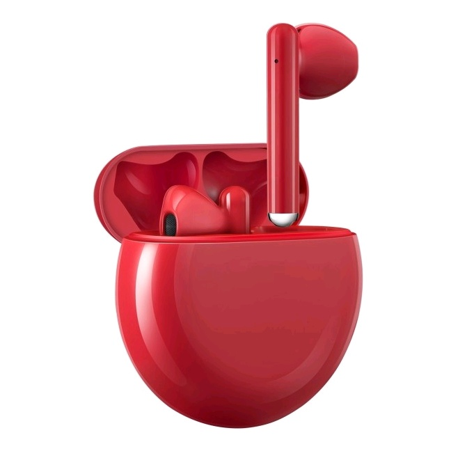 Huawei Freebuds 3 Wireless Earbuds (Red) - EXPANSYS Japan