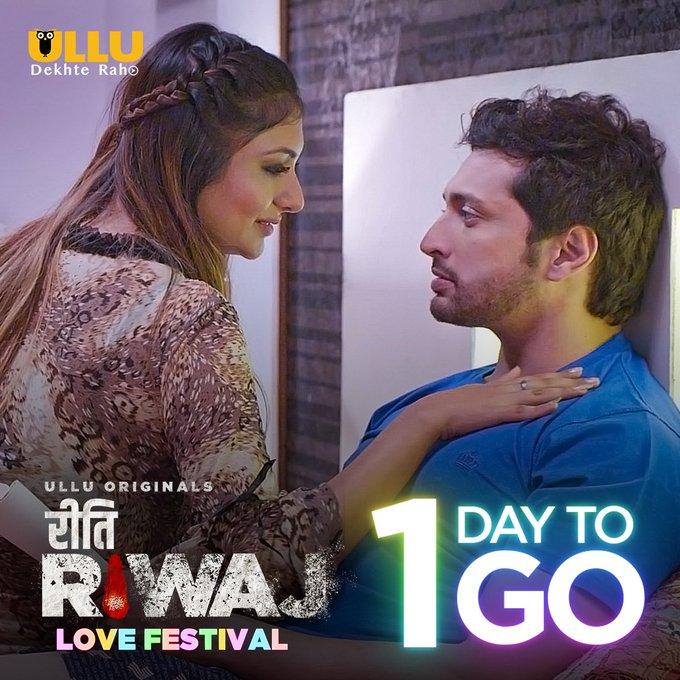 18+ Riti Riwaj (Love Festival) Part 3 2020 Hindi Complete Ullu Web Series 720p HDRip 300MB Download