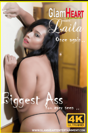 18+ Laila Once Again 2019 GlamHeart Originals Hindi Hot Video 720p HDRip 80MB