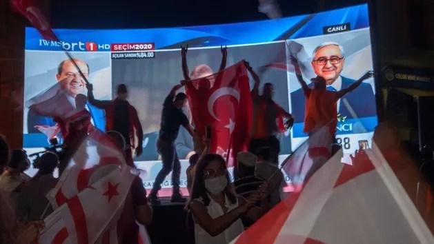 Victoire surprise du protégé d'Ankara face au
