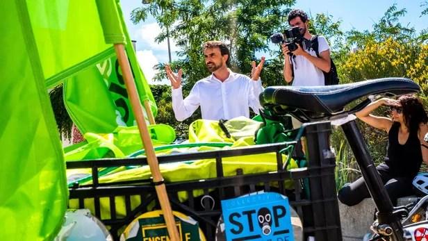 À Lyon, Grégory Doucet réservera les aides de la ville aux entreprises qui réduiront leur empreinte carbone.