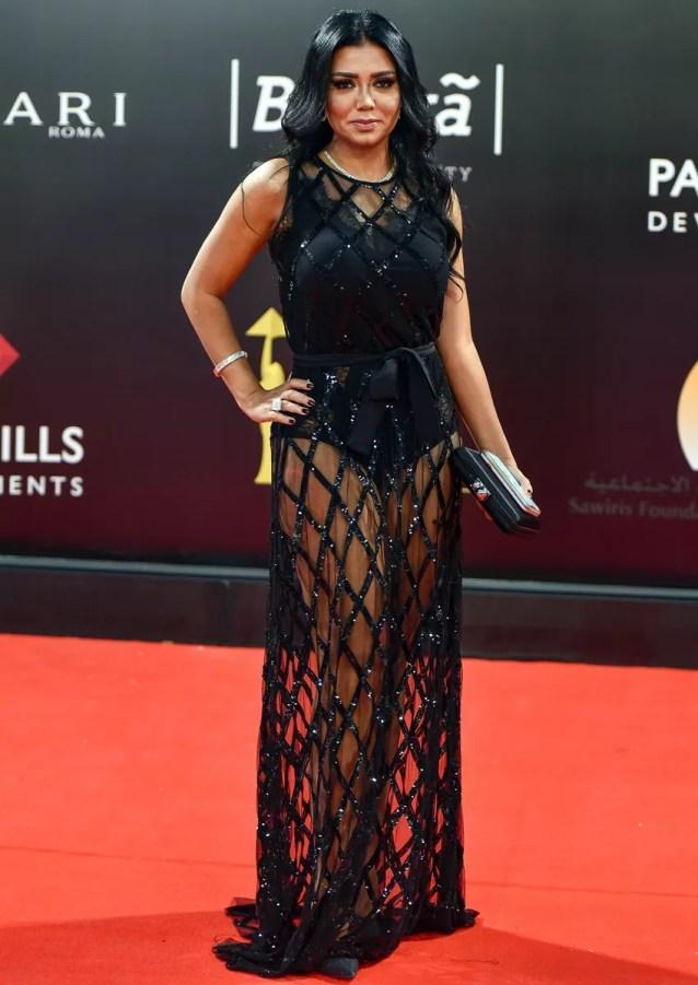 Égypte: Une actrice pourrait écoper d'une lourde peine de prison pour une robe