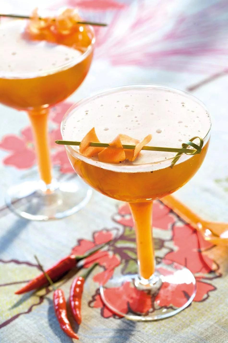 Cocktails De Ftes Avec Et Sans Alcool En 21 Recettes