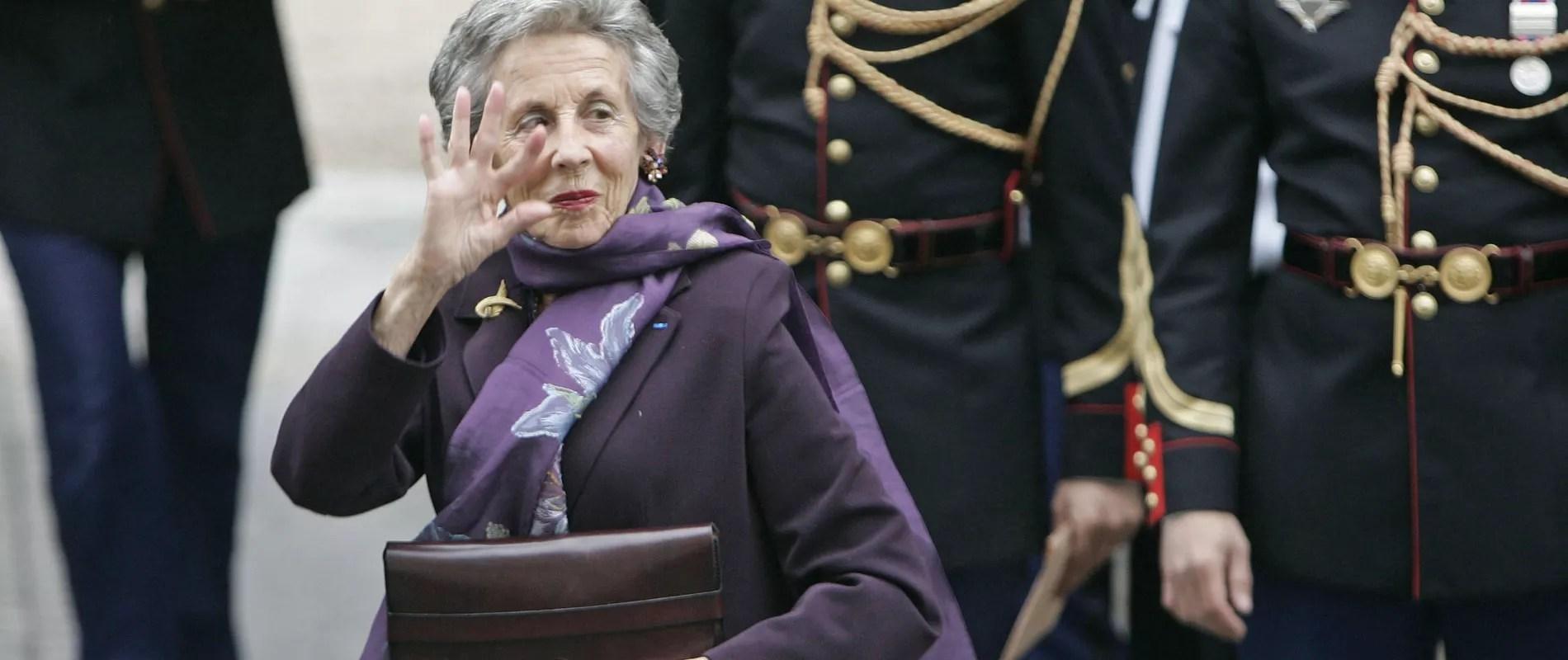 Andrée Mallah, la mère de Nicolas Sarkozy