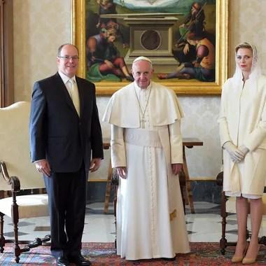 Rencontrer le pape, c'est hype