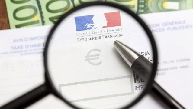 La France se situe en 2013 à la deuxième place de l'OCDE, derrière le Danemark, pour le niveau de pression fiscale (Crédit: Arnaud Robin/Le Figaro Magazine)