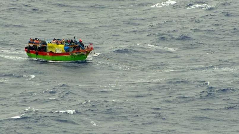 Plus de 170.000 migrants sont arrivés sur les côtes italiennes l'an dernier.