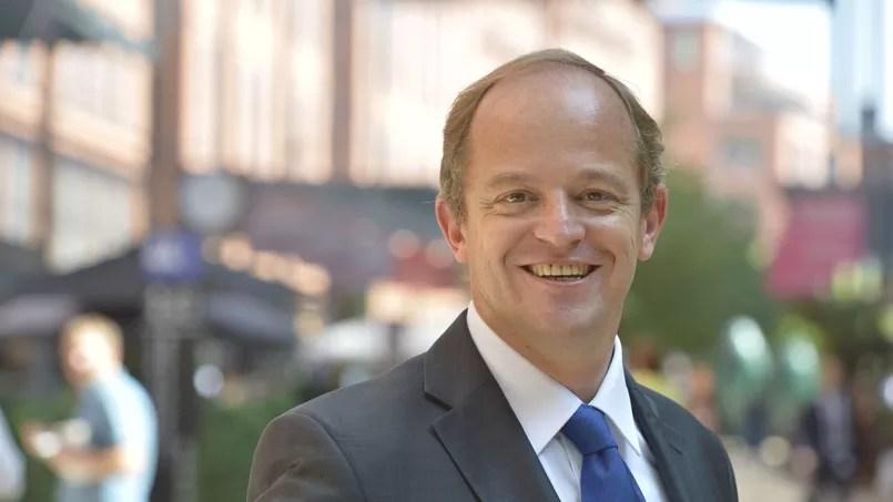 Antoine de Riedmatten, directeur général d'In Extenso: «Les experts comptables sont de plus en plus nombreux à voir stagner ou même baisser leur chiffre d'affaires et leur marge».