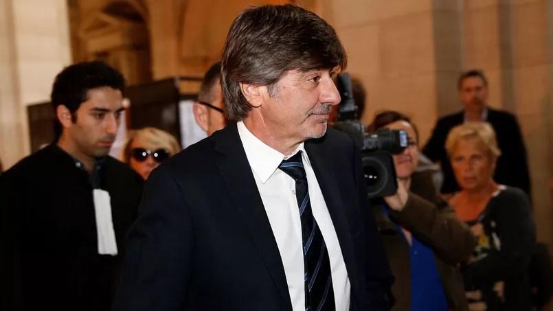 Michel Neyret lors de son procès le 9 mai.