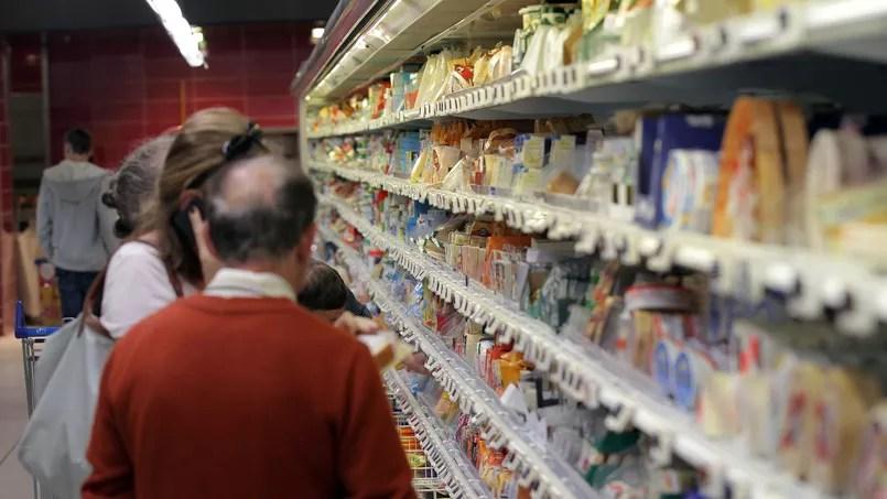 Au total, plus de 800 produits alimentaires se verront attribuer un nouveau logo nutritionnel.