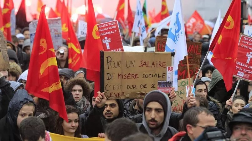 Crédits Photo: Sébastien SORIANO/LE FIGARO