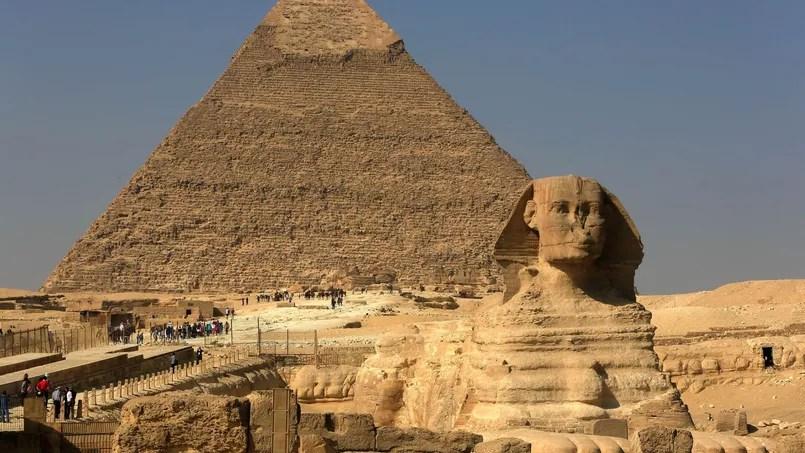 L'instabilité politique et la menace terroriste ont fait fuir les visiteurs étrangers de l'Égypte. Le pays peine à préserver son fabuleux patrimoine historique.