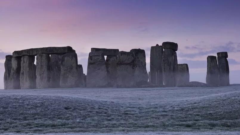 La construction du site aurait débuté en 3100 av.J.-C.