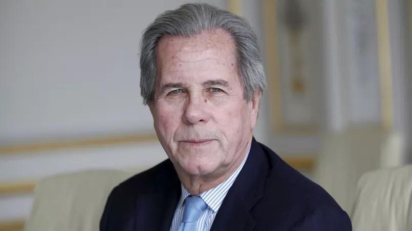 L'ancien président du Conseil constitutionnel, Jean-Louis Debré