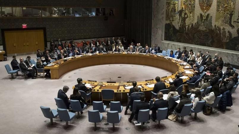 Le conseil de sécurité de l'ONU pourrait voter ce jeudi le projet de résolution présenté par la France, le Royaume-Uni et les États-Unis.