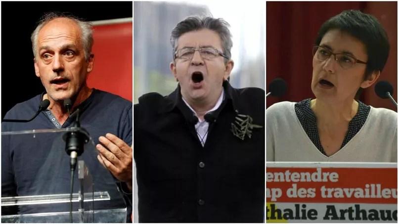 «Mélenchon, Poutou et Arthaud ne me font pas rire: moi, le communisme, je l'ai vécu!»