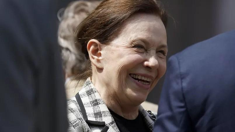 Marie-France Garaud en 2015.