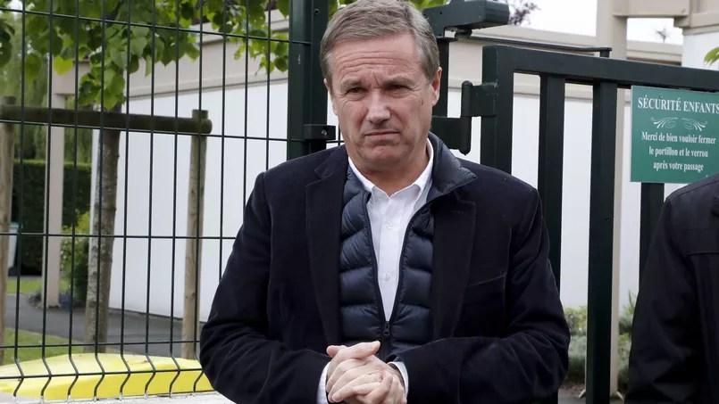 Nicolas Dupont-Aignan, président du Debout la France