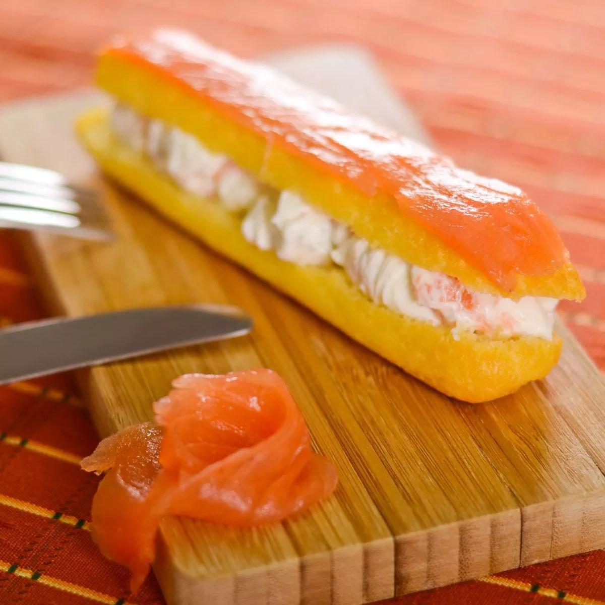 foie gras escargots saumon 15