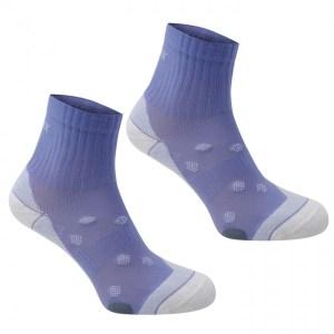 reducere Karrimor 2 pack Running Socks Ladies, cel mai mic pret
