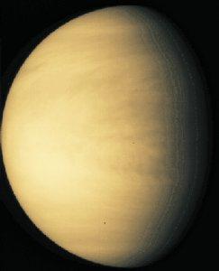 Planeta Vénus (http://i.factmonster.com)