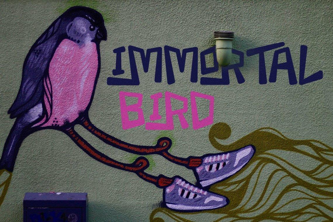 Download Urban Sketart - Creative Graffiti Lettering Font (1077695 ...