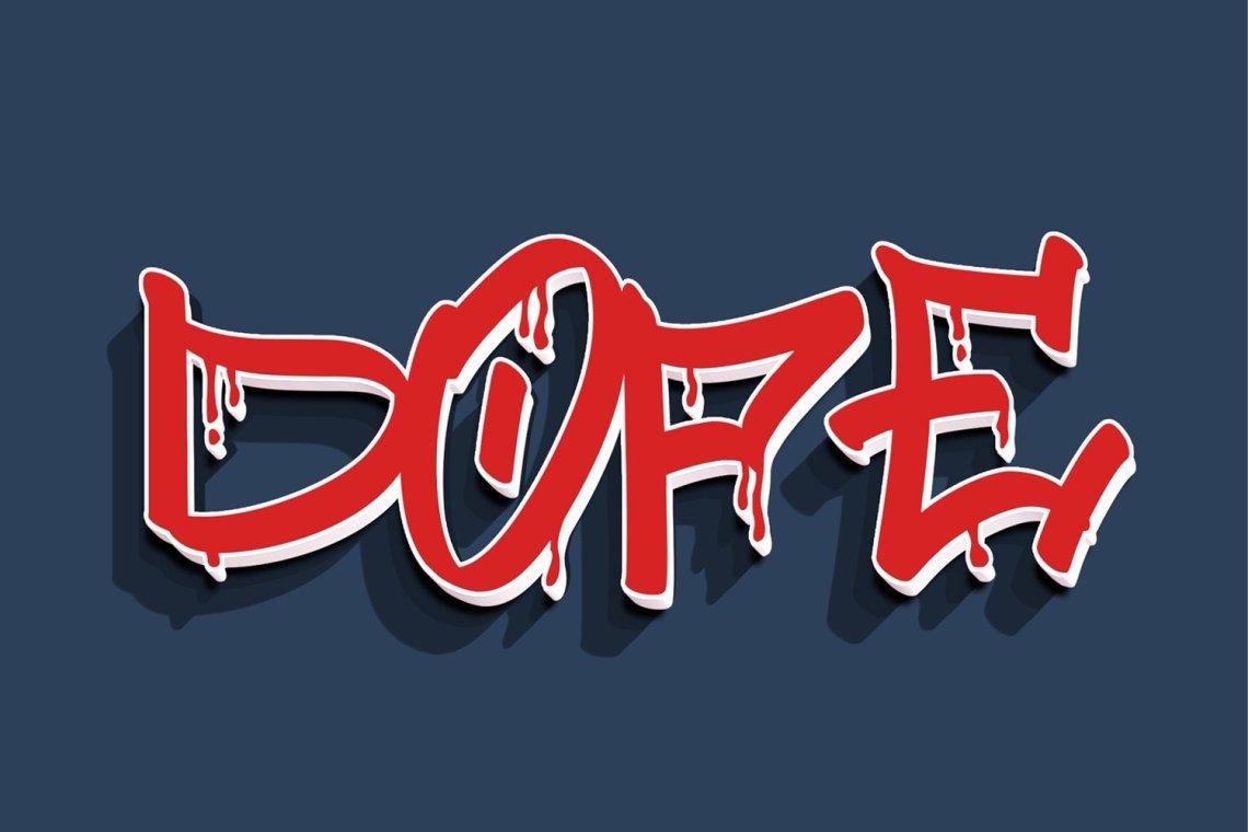 Download Street Power | Graffiti Font (536375) | Graffiti | Font ...