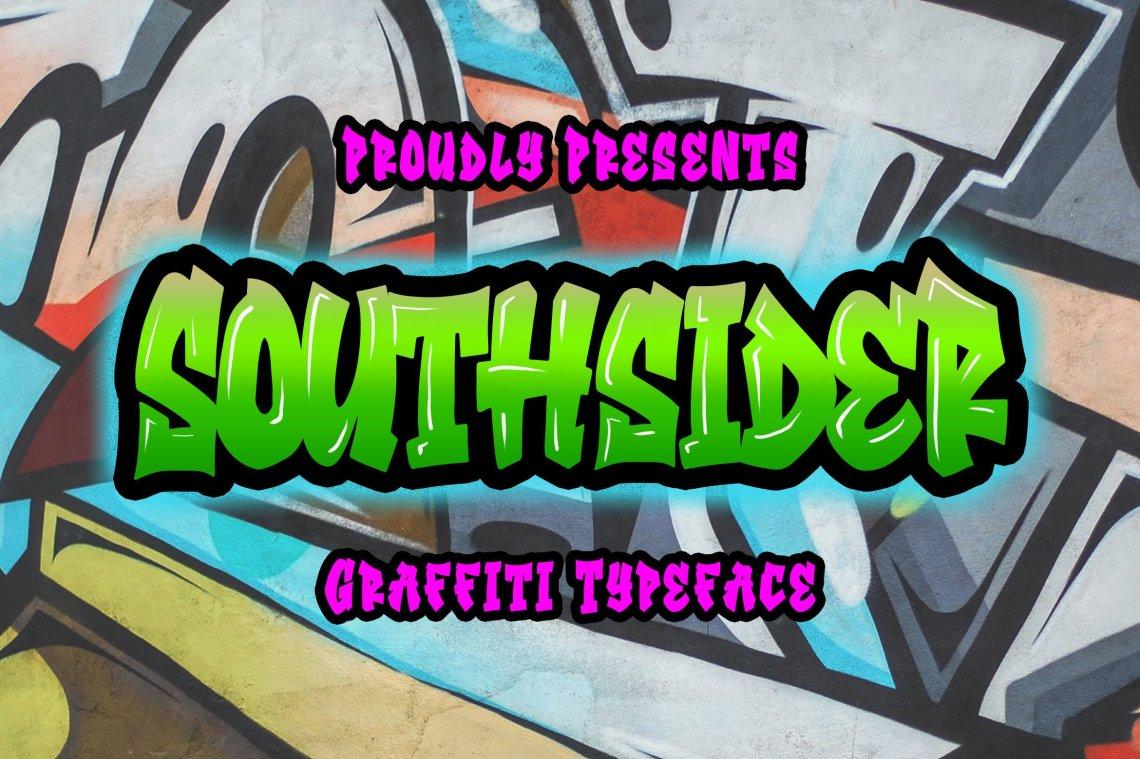 Download Graffiti Font Bundle (422901) | Regular | Font Bundles