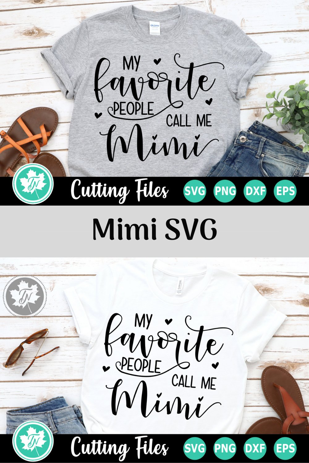 Download I Love My Mimi Svg - Layered SVG Cut File - Download All ...