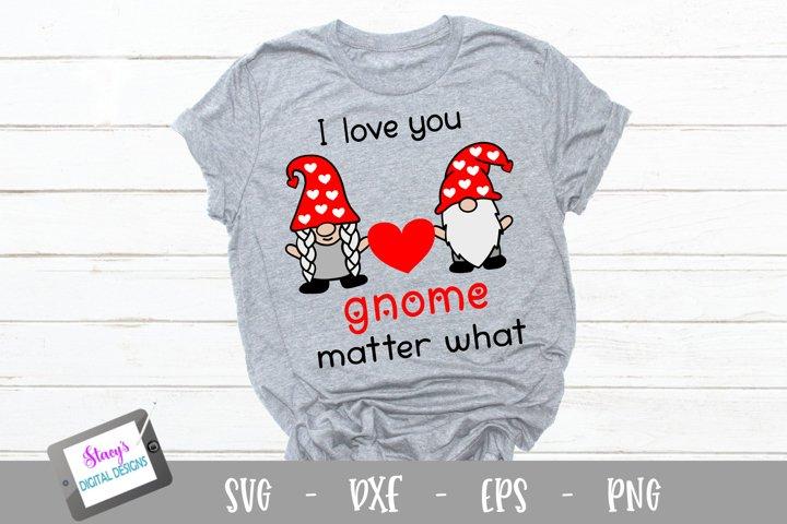 Download Valentine Gnomes SVG - I love you gnome matter what SVG ...