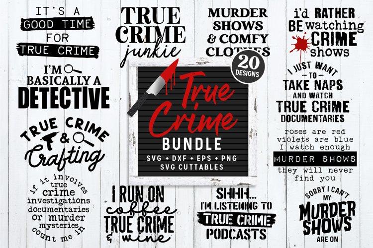 true crime bundle