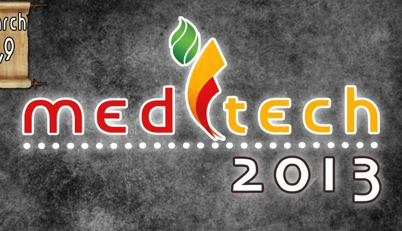 MEDITECH 2013 - Technical Fest in OU, Hyderabad on March 8-9, 2013