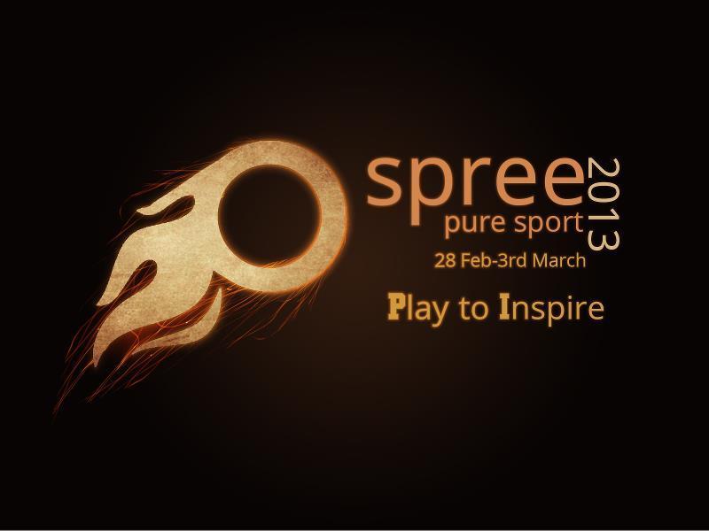 Spree 2013 - Sports Fest in BITS Goa from Feb 28 - March 3, 2013