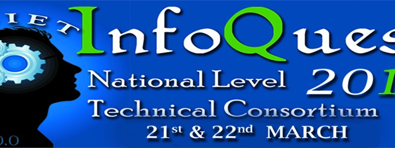 InfoQuest 2013 - Technical Festival at JBIET in Hyderabad from March 21-22, 2013