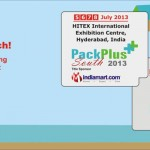 PackPlus 2013 in New Delhi from October 6-9, 2013