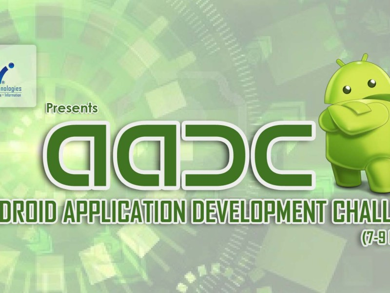 Android Application Development Challenge by IIT Indore from February 7-9, 2014