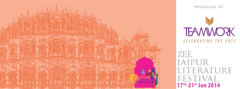 Jaipur Literature Festival 2014 from January 17-21, 2014