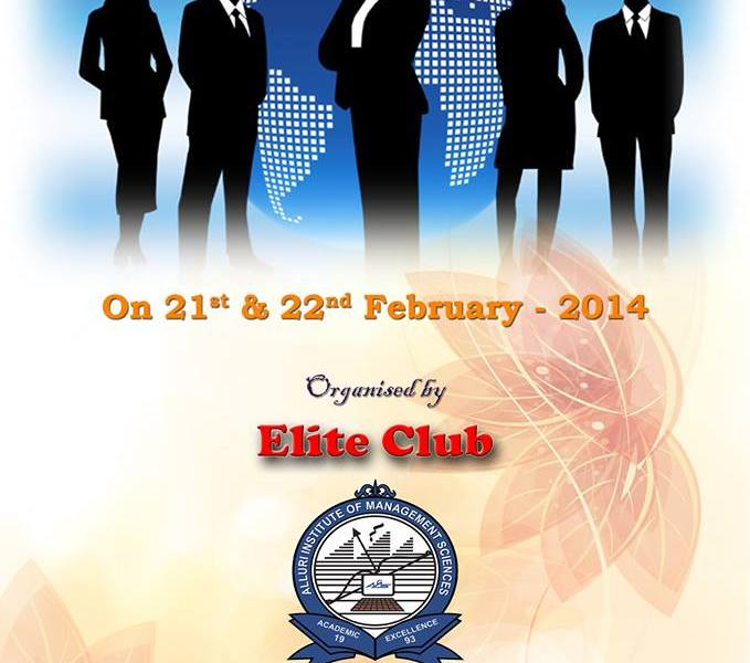 Cynosure 2014 - Management Fest in Andhra Pradesh from February 21-22, 2014