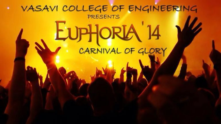 Euphoria 2014 - Carnival in Hyderabad from March 21-22, 2014