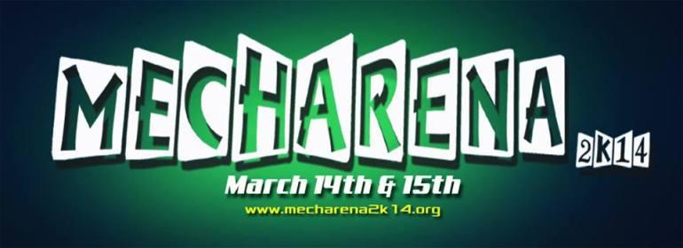Mecharena 2k14 - Tech Festival in Osmania University on March 14-15, 2014