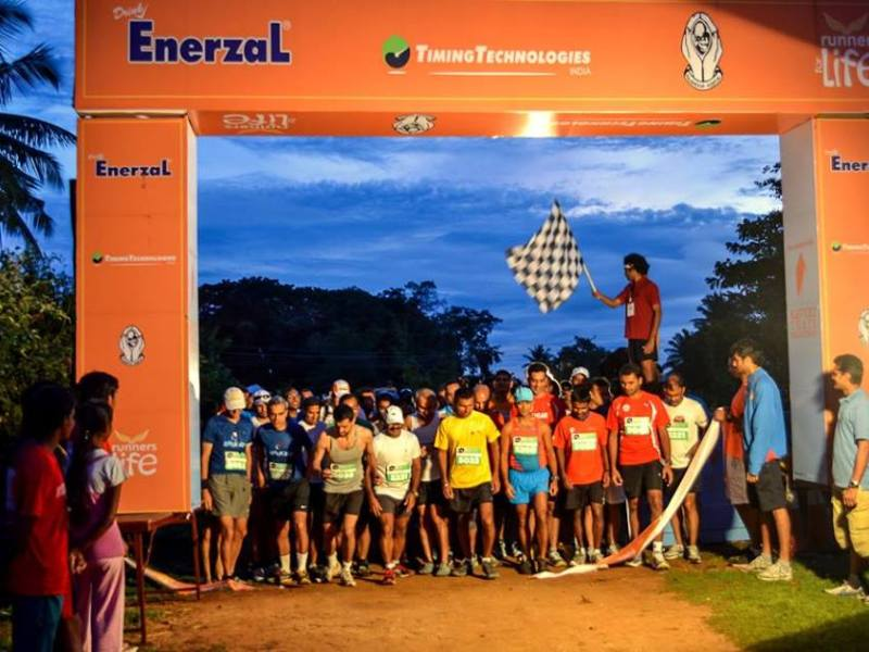 Kaveri Trial Marathon 2014 in Karnataka on September 20-21, 2014
