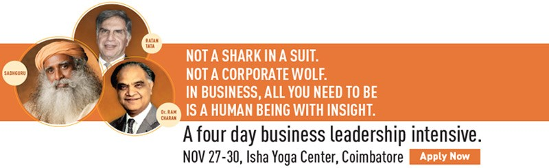 Insight - The DNA of Success in Coimbatore from November 27-30, 2014