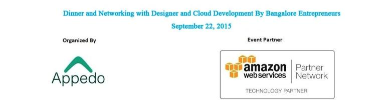 Networking Dinner with Designers and Cloud Developers in Bengaluru on September 22, 2015